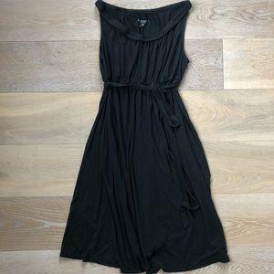 Liz Lange Maternity Black Sundress, XL